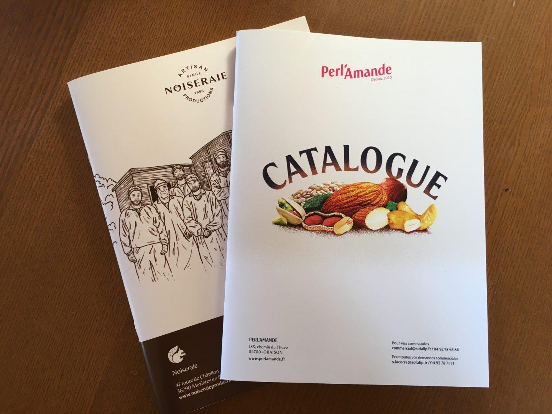 Catalogue en numérique tête-bêche